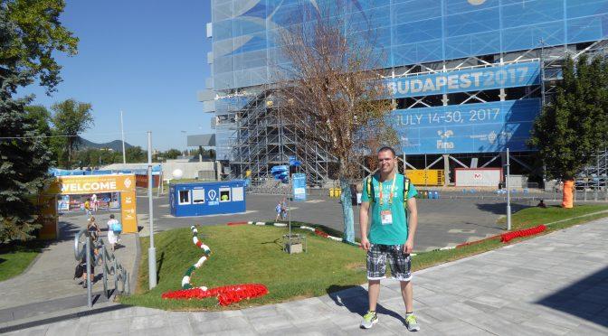 Platz 8 über 200m Brust für Michael Ritter bei den 17. FINA World Masters Championships der Schwimmer in Budapest