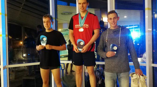 9 x Gold für die Nienburger Aktiven beim Herbstschwimmfest des SV Eisleben 2017