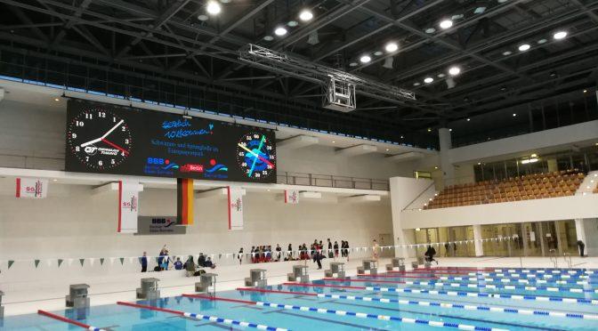 2 Medaillen für Michael Ritter beim 1. Internationalen Schwimmfest der SG Neukölln Berlin am 10.12.2017