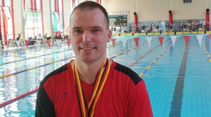 Michael Ritter holt Gold und Silber bei den 35. Internationalen Deutschen Meisterschaften der Masters 2019