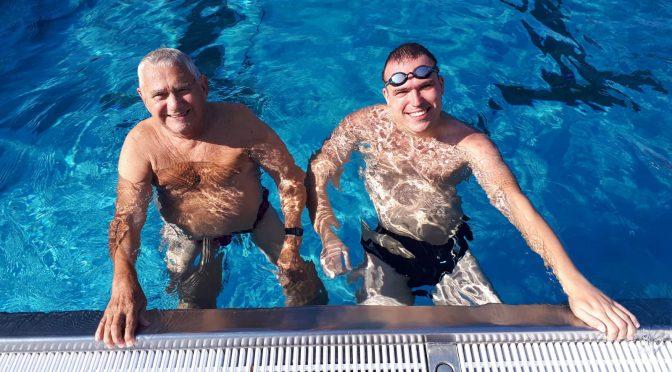 Unser Mann in Korea  –  18. FINA World Masters Championships der Schwimmer in Gwangju