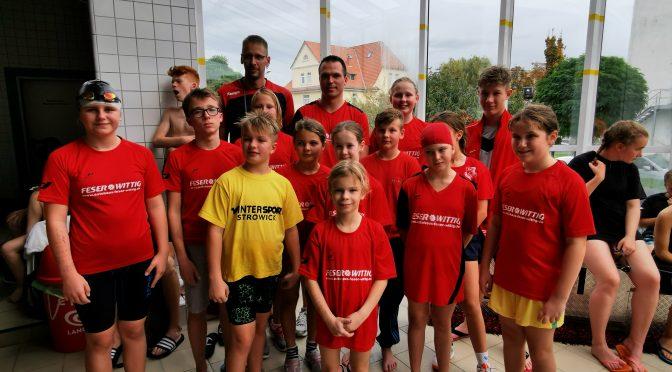 16 Podestplätze und Pokalsieg beim Herbstschwimmfest  in Eisleben